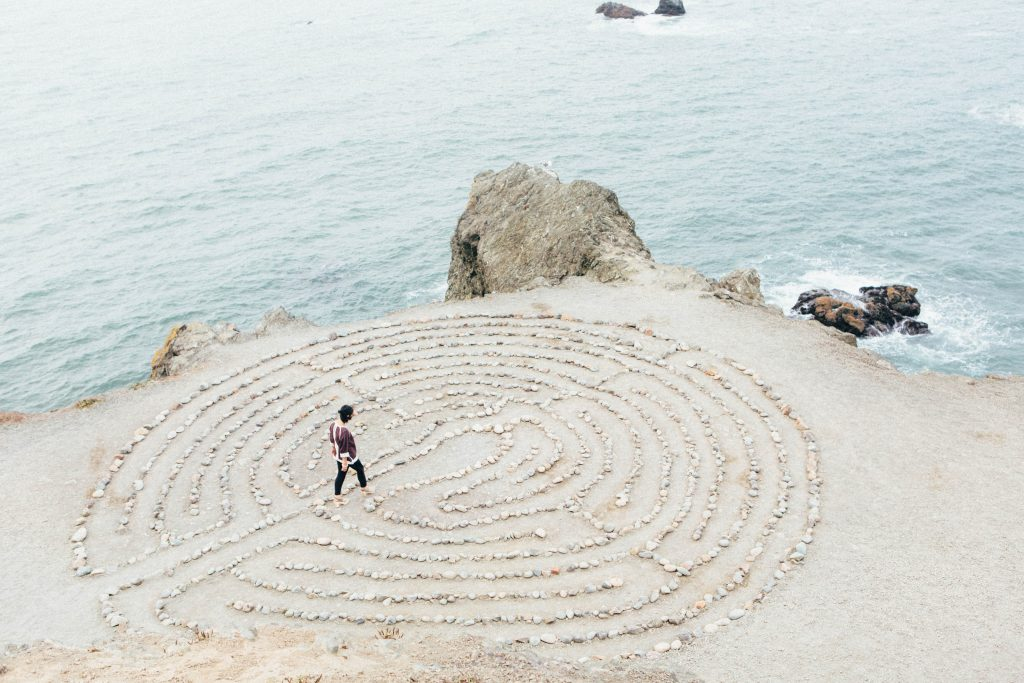 Walking a Labyrinth